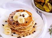 Oatmeal Sunflower Pancakes