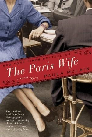 FLASHBACK FRIDAY- The Paris Wife by Paula McLain- Feature and Review
