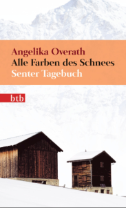 Angelika Overath – All the Colors of Snow – Senter Diary – Alle Farben des Schnees