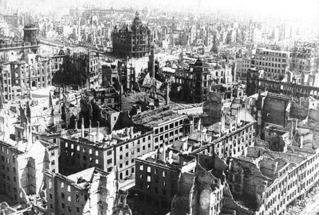 best places to visit in Germany _Dresden after WWII bombing