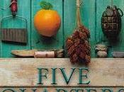 Five Quarters Orange