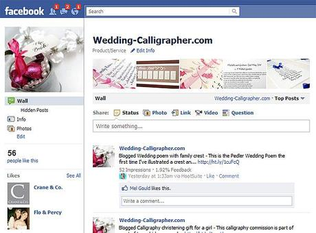 Social media and the wedding industry: the common sense approach
