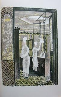 Eric Ravilious: High Street variants