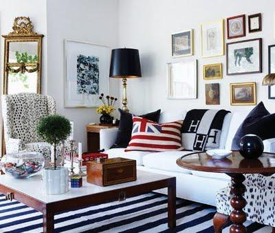 Take your pick: Living rooms for every taste and style