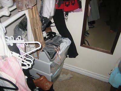 My Closet Reorganization Realizations