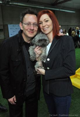 Carrie Preston – Michael Emerson at New Harmony Project Conference