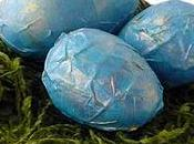 Paper Mache Eggs, Easter Spring