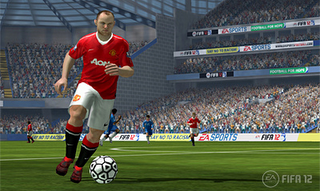 FIFA 12 To be Released on Nintendo 3DS