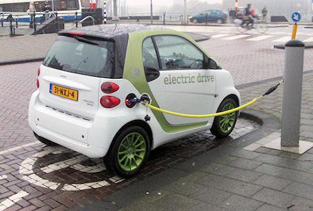 A Dutch Cure For Pollution: Free Parking