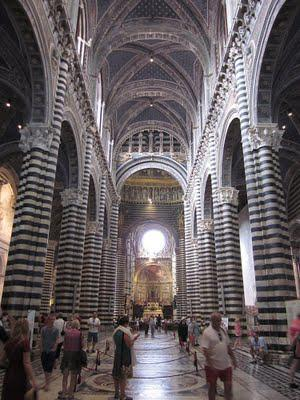 More from my summer in Europe - enchanting Siena