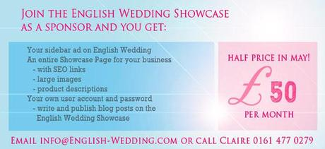 English Wedding Showcase