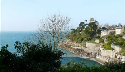 DINARD, FRENCH ESMERALD COAST