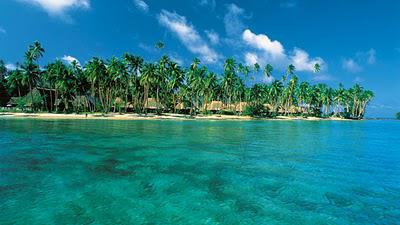 THE ROMANTIC  FIJI  ISLANDS