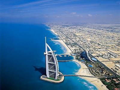 DUBAI LANDSCAPES