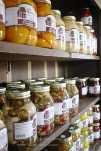 Homestead Buttery and Bakery in Remington, Indiana: Preserves and Jellies