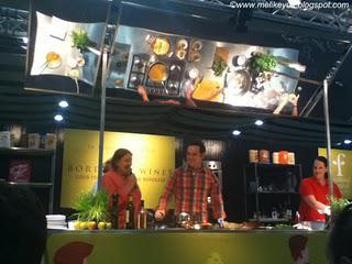 Highlights of the Real Food Festival at Earls Court, London