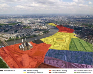 Vauxhall, Nine Elms, and Battersea Opportunity Area