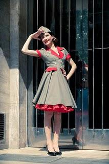 New Designer on Board ..Check out our Boogie Woogie Bugle Girl!
