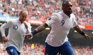 England Comfortably Defeat Wales 2-0