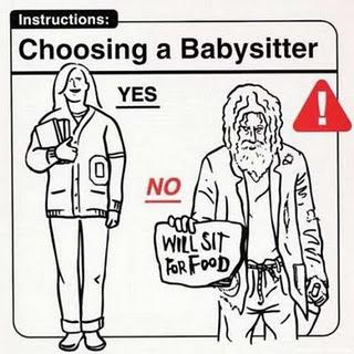 Under the Influence of the Babysitter