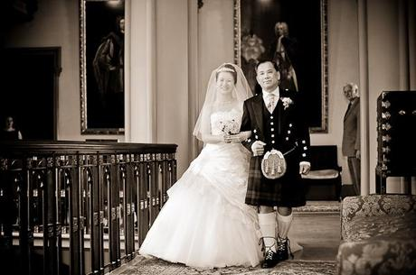Belvoir Castle wedding Alan and Ruth (5)