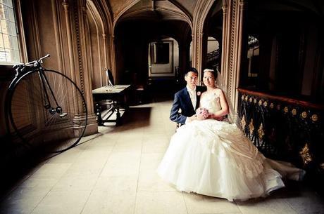 Belvoir Castle wedding Alan and Ruth (25)
