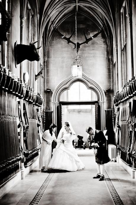 Belvoir Castle wedding Alan and Ruth (4)