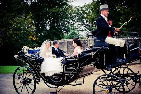 Belvoir Castle wedding Alan and Ruth (3)