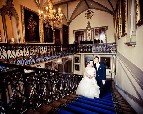 Belvoir Castle wedding Alan and Ruth (26)