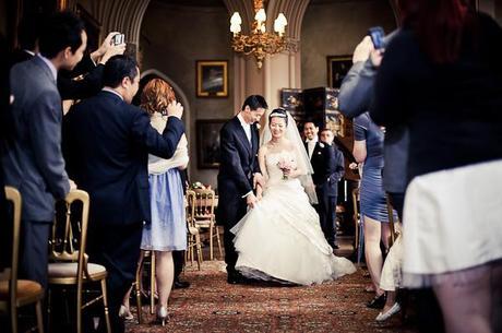 Belvoir Castle wedding Alan and Ruth (11)