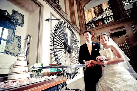 Belvoir Castle wedding Alan and Ruth (22)