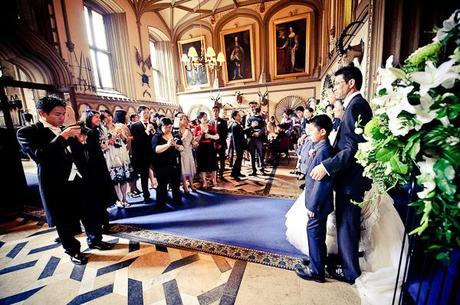 Belvoir Castle wedding Alan and Ruth (23)