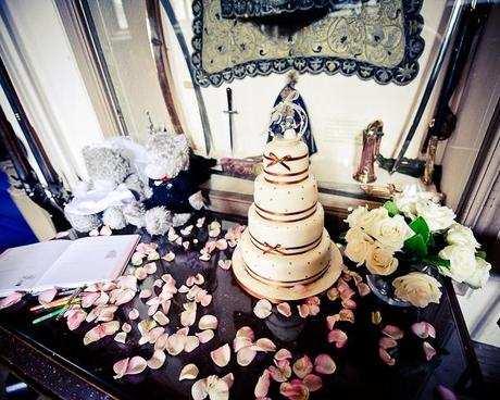 Belvoir Castle wedding Alan and Ruth (21)