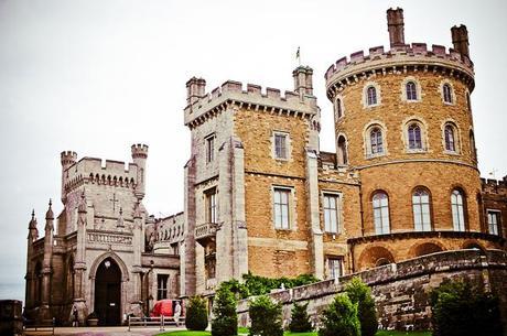 Belvoir Castle wedding Alan and Ruth (1)