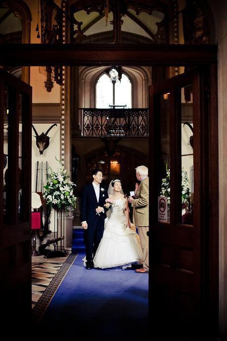 Belvoir Castle wedding Alan and Ruth (13)