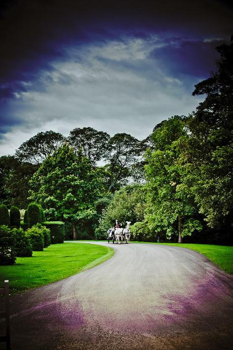 Belvoir Castle wedding Alan and Ruth (2)