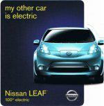 Nissan LEAF already sold out in the UK