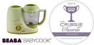 Beaba Babycook 2011 Cribsie Award Winner