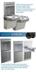 Elkay Companies' EZH2O Water Dispenser