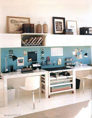 Maybe one day...home offices I only dream about...
