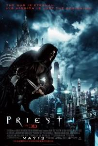 Priest poster May 13