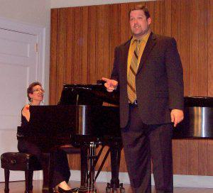 keys to a classy recital — a how-to from bari Andy Stuckey