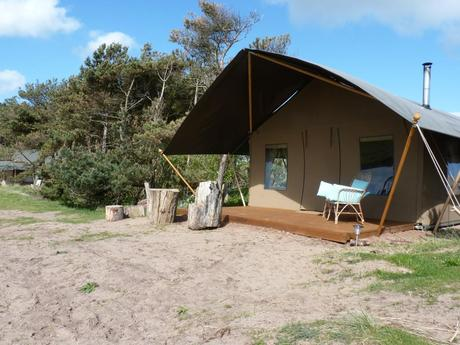 Glamping honeymoons, Scotland