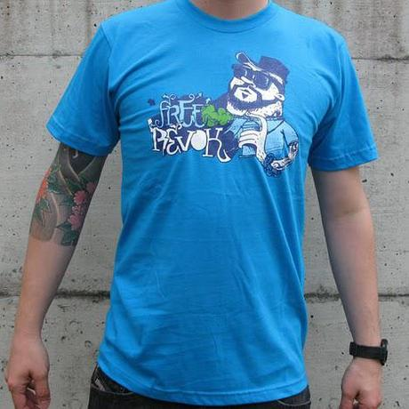 ALEXÖNE - Free Revok T-shirt