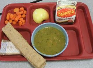 My Fantasy (School) Lunch with Jamie Oliver