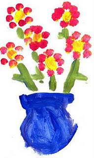 My First Flower Painting