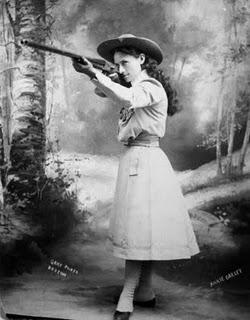 More about the Quakers - Annie Oakley