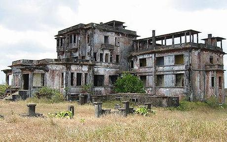 Bokor Hill Station - Cambodia's Abandoned Town