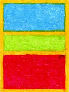 Mark Rothko Abstract Art