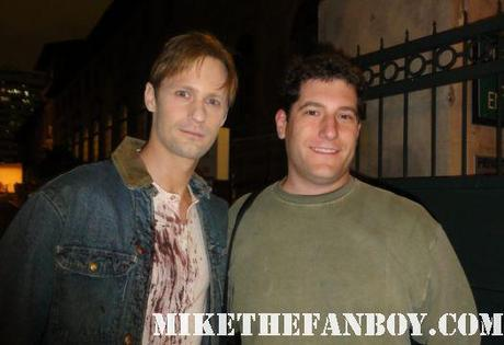 More True Blood On the Set Sightings at the Millennium Biltmore Hotel